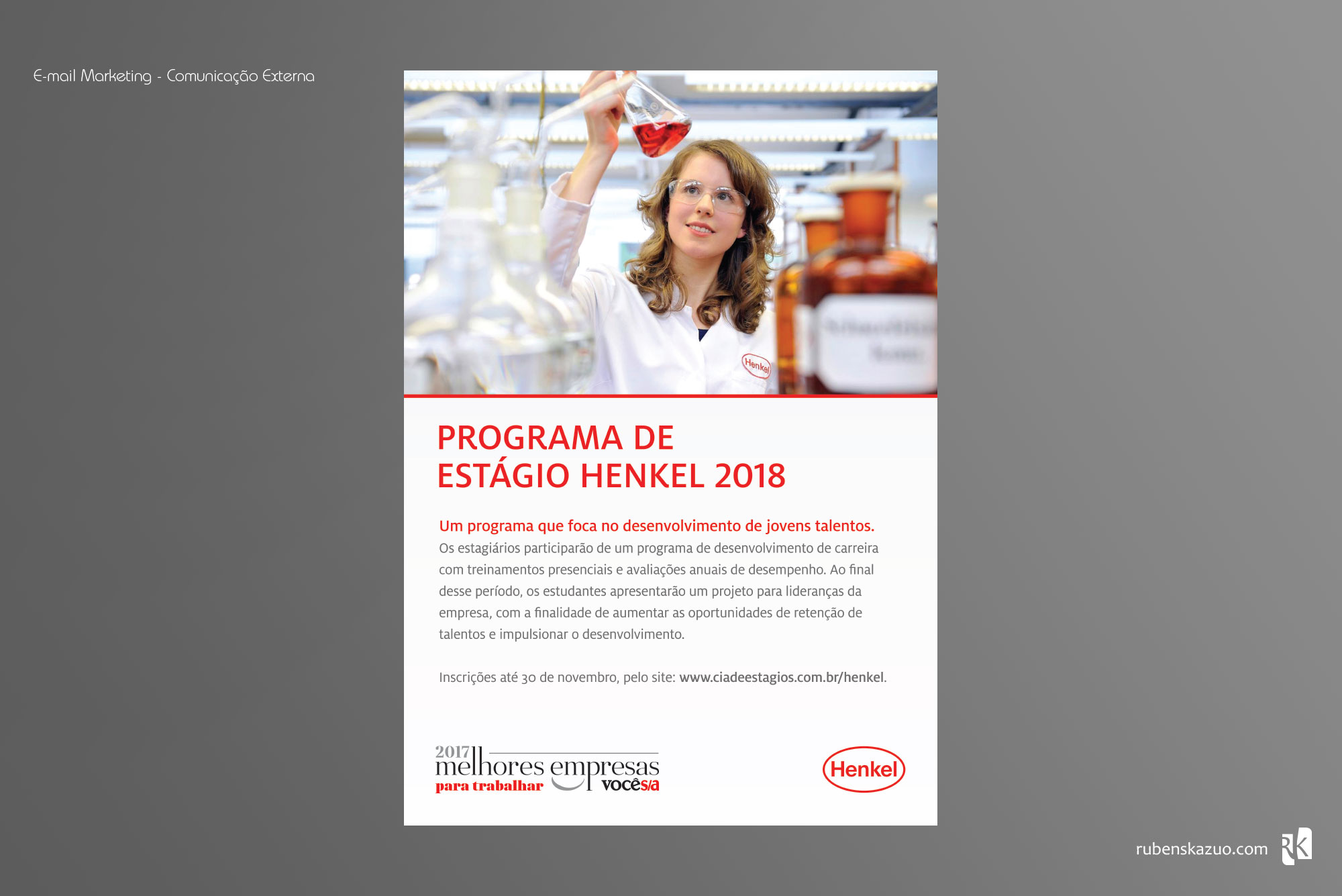 Email Marketing Henkel